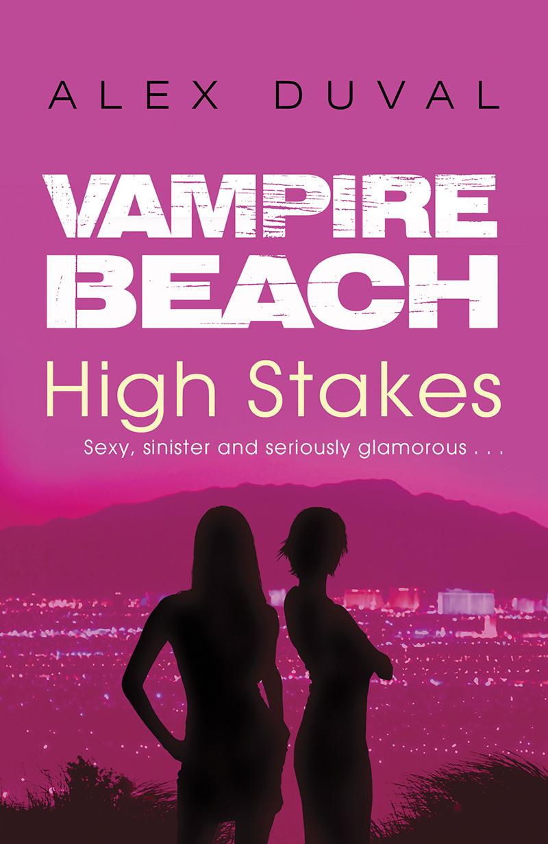 Vampire Beach: High Stakes - Jacket