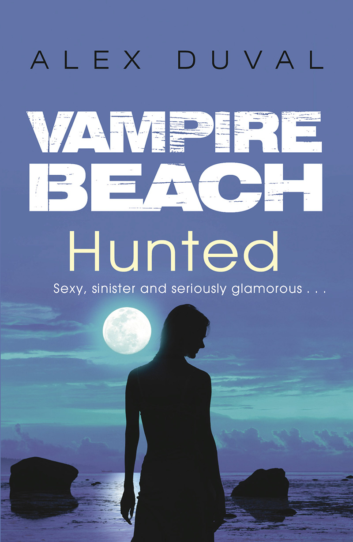 Vampire Beach: Hunted - Jacket