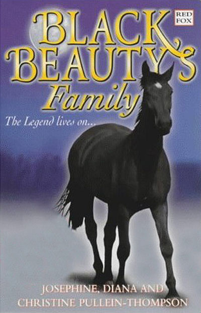 Black Beauty's Family - Jacket