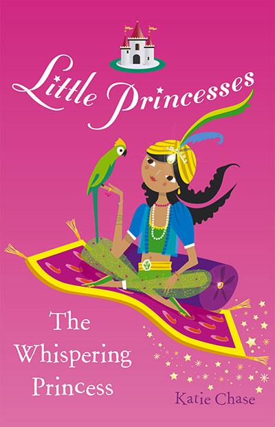 Little Princesses: The Whispering Princess - Jacket