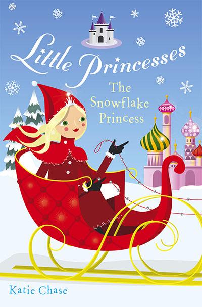 Little Princesses: The Snowflake Princess - Jacket