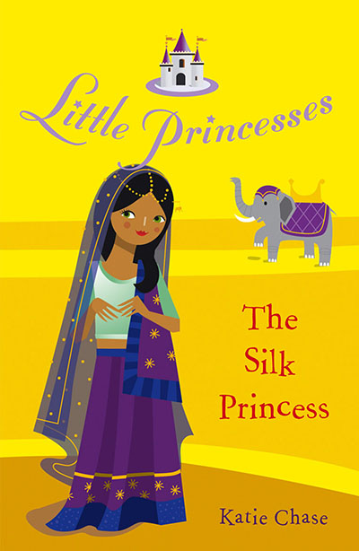 Little Princesses: The Silk Princess - Jacket