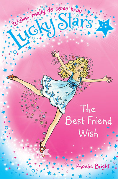 Lucky Stars 1: The Best Friend Wish - Jacket