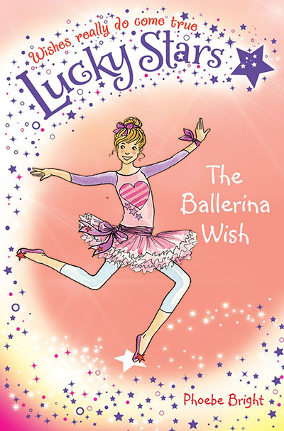 Lucky Stars 6: The Ballerina Wish - Jacket