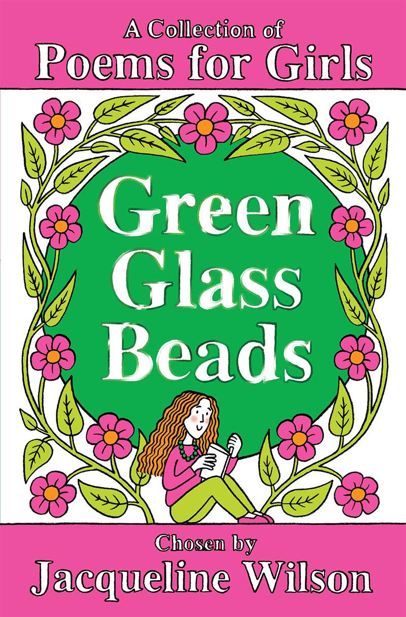 Green Glass Beads - Jacket