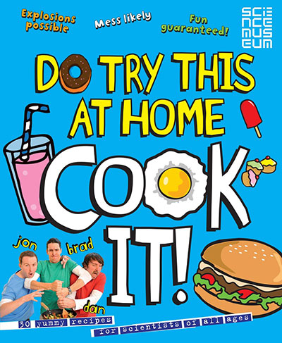 Do Try This At Home: COOK IT! - Jacket