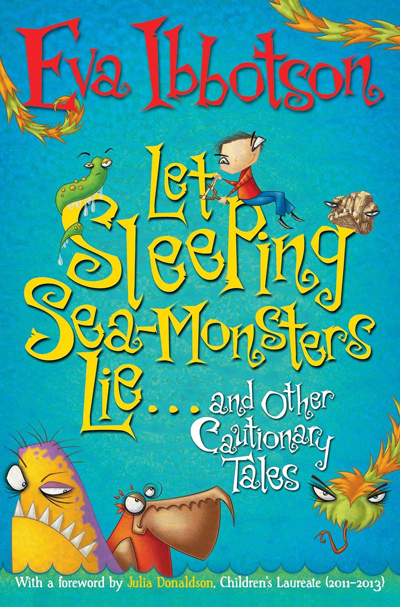 Let Sleeping Sea-Monsters Lie - Jacket