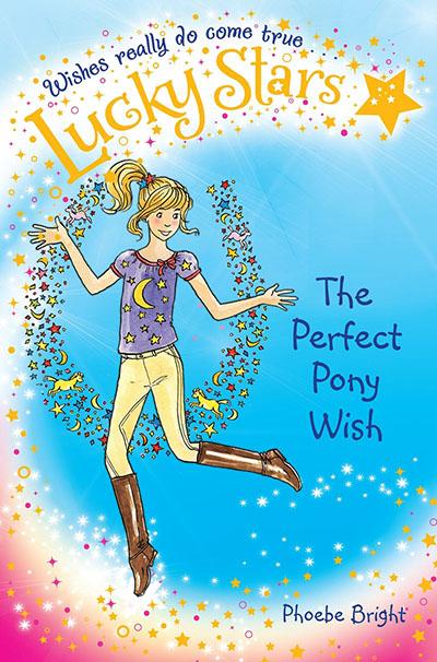Lucky Stars 2: The Perfect Pony Wish - Jacket