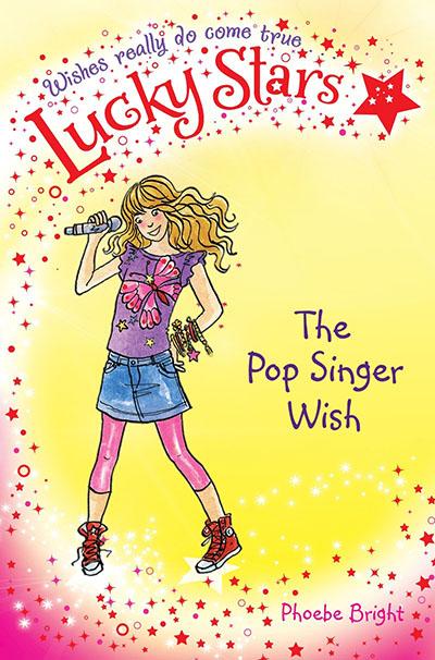 Lucky Stars 3: The Pop Singer Wish - Jacket