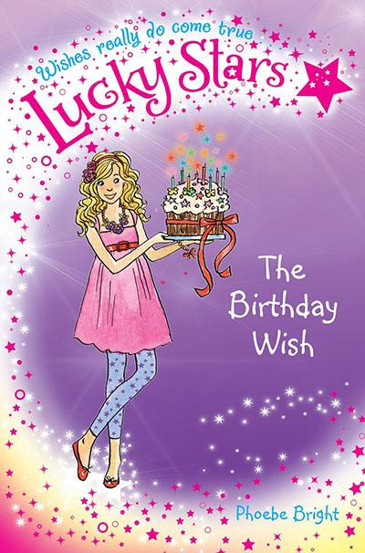 Lucky Stars 4: The Birthday Wish - Jacket