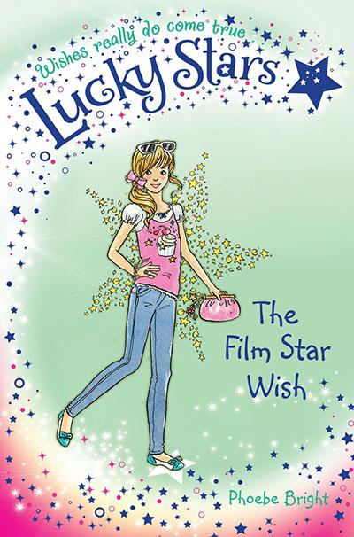 Lucky Stars 5: The Film Star Wish - Jacket