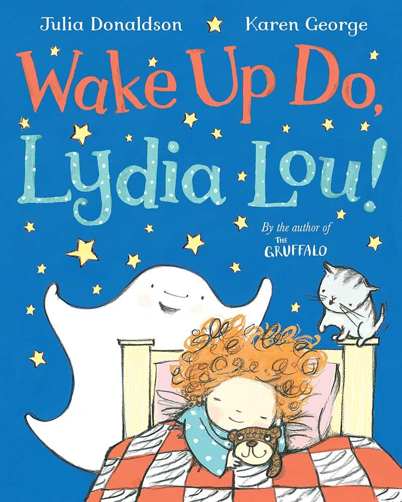 Wake Up Do, Lydia Lou! - Jacket