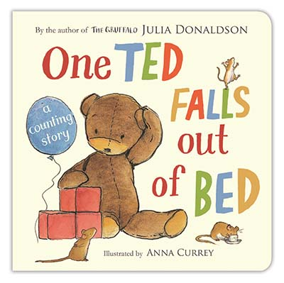 One Ted Falls Out of Bed - Jacket