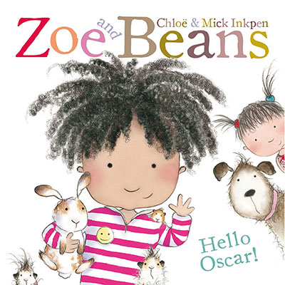 Zoe and Beans: Hello Oscar - Jacket