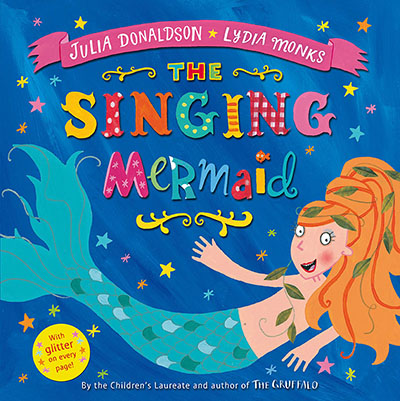The Singing Mermaid - Jacket