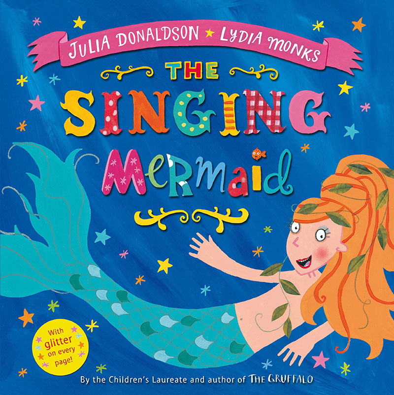 The Singing Mermaid - Jacket