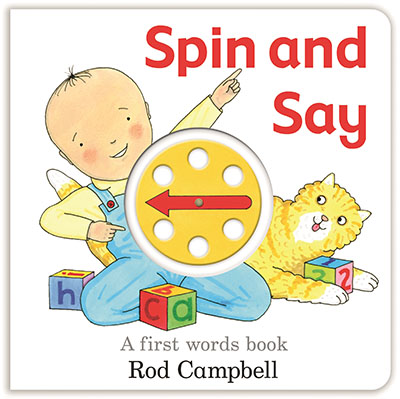 Spin and Say - Jacket