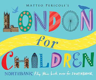 London For Children - Jacket
