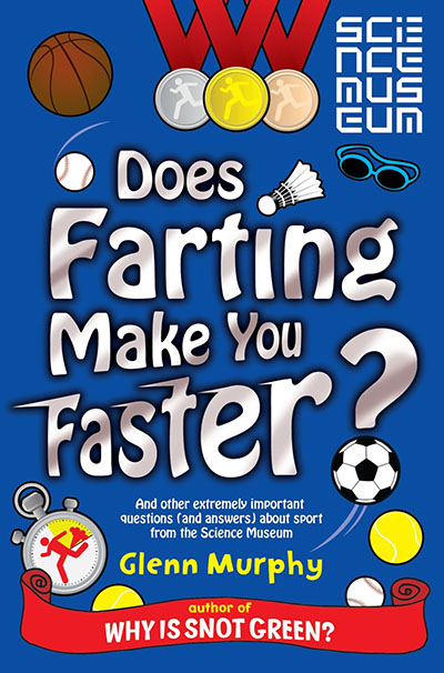Does Farting Make You Faster? - Jacket