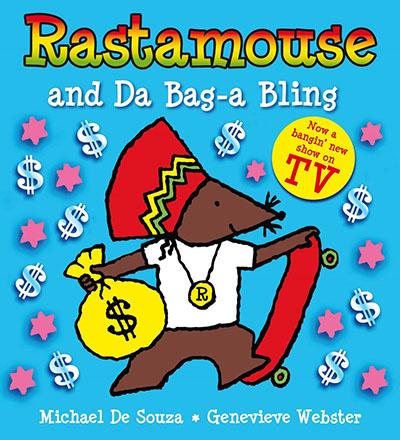 Rastamouse and Da Bag-a Bling - Jacket