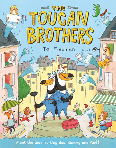 The Toucan Brothers - Jacket