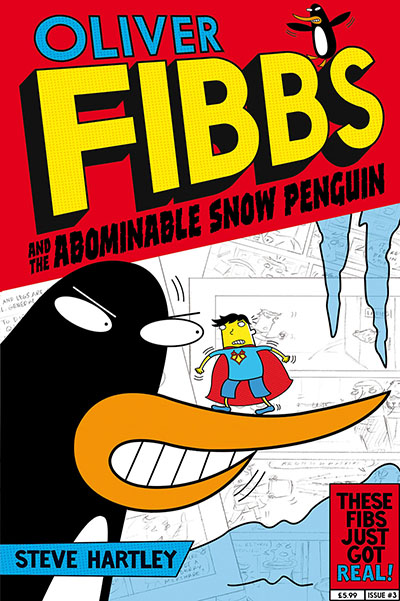 The Abominable Snow Penguin - Jacket