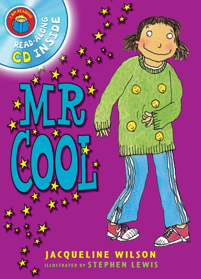 I Am Reading with CD: Mr Cool - Jacket