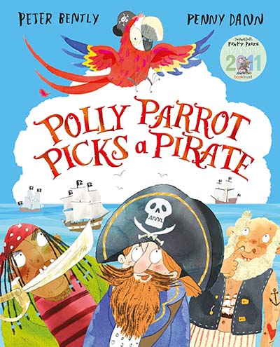 Polly Parrot Picks a Pirate - Jacket