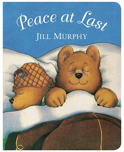Peace at Last - Jacket