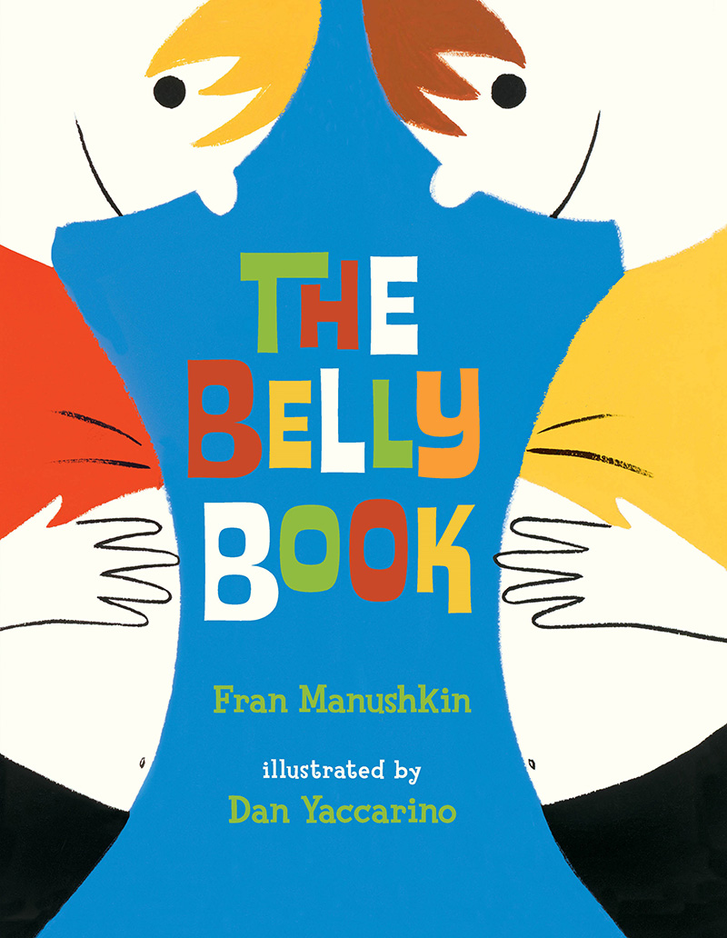 The  Belly Book - Jacket