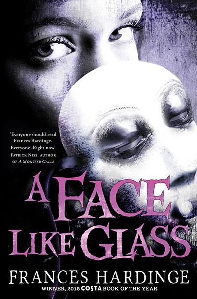 A Face Like Glass - Jacket