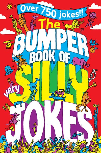 The Bumper Book of Very Silly Jokes - Jacket