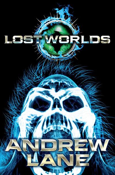 Lost Worlds - Jacket
