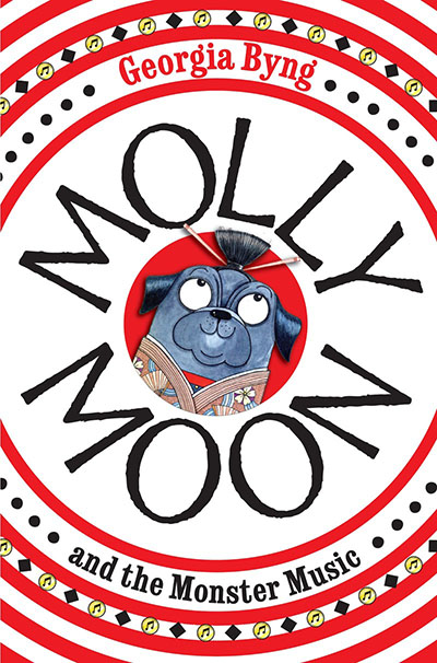 Molly Moon and the Monster Music - Jacket