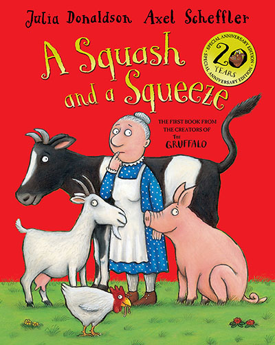 A Squash and a Squeeze 20th anniversary edition - Jacket