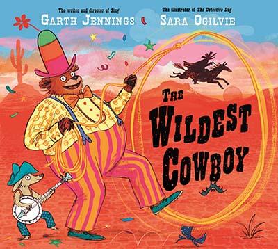 The Wildest Cowboy - Jacket