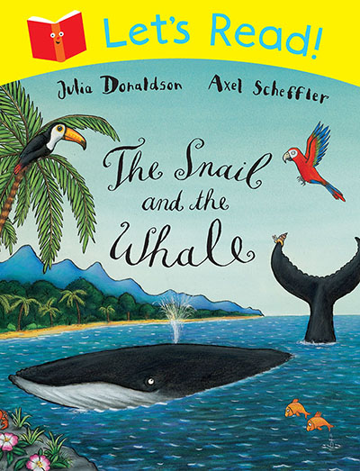 Let's Read: The Snail and the Whale - Jacket