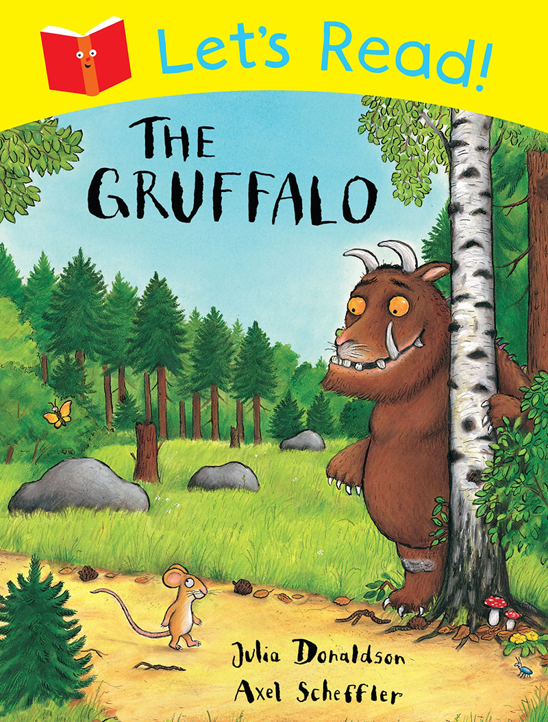 Let's Read! The Gruffalo - Jacket