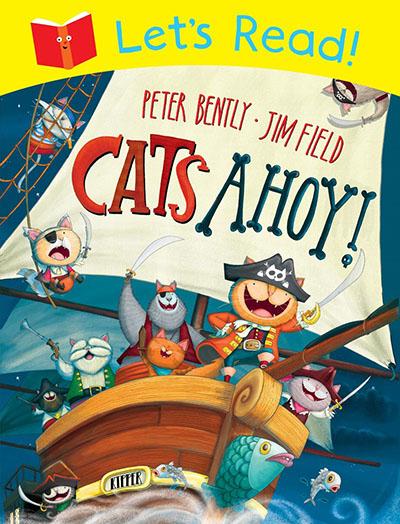 Let's Read! Cats Ahoy! - Jacket