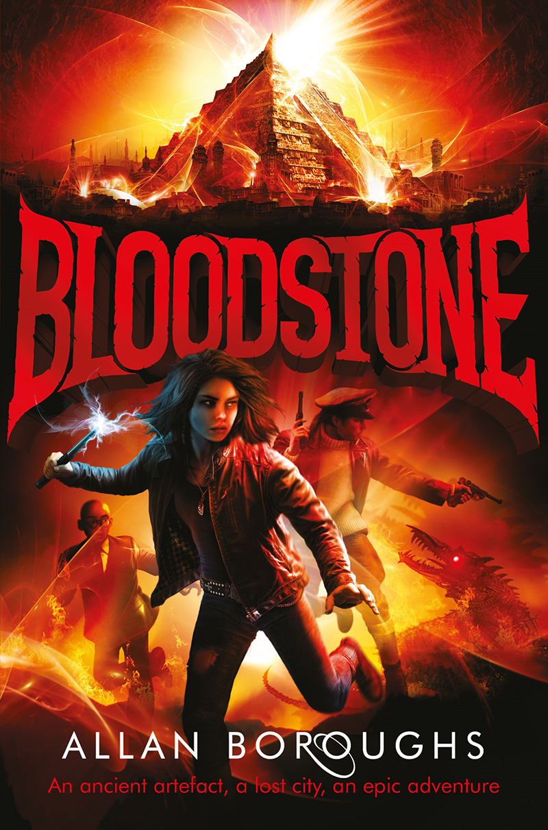 Bloodstone - Jacket