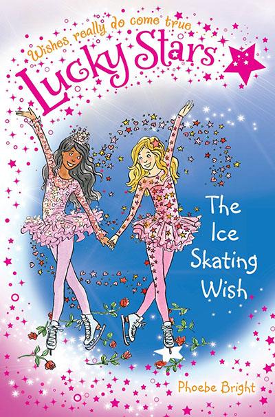 Lucky Stars 9: The Ice Skating Wish - Jacket