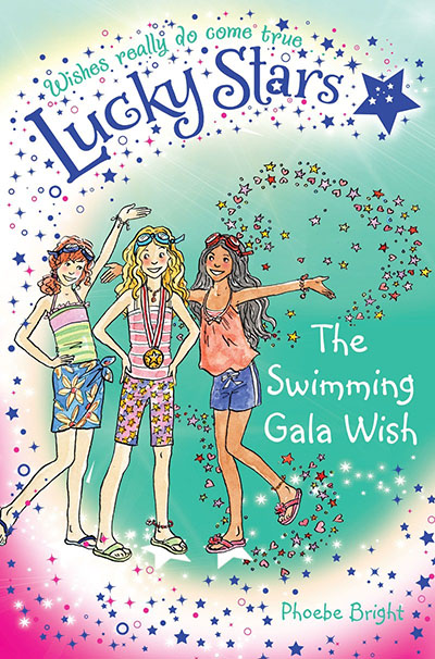 Lucky Stars 10: The Swimming Gala Wish - Jacket
