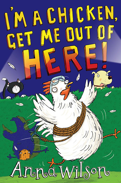 I'm a Chicken, Get Me Out Of Here! - Jacket