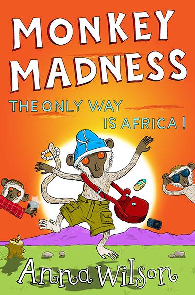 Monkey Madness - Jacket