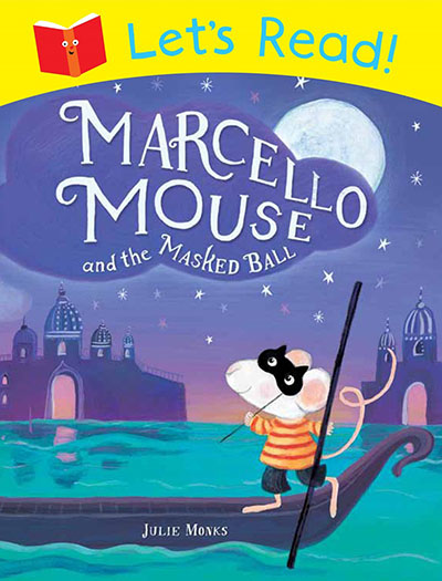 Let's Read! Marcello Mouse and the Masked Ball - Jacket