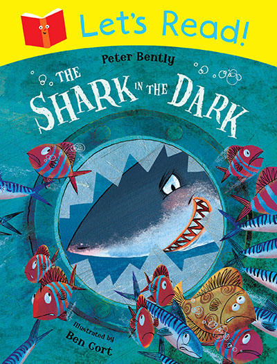 Let's Read! The Shark in the Dark - Jacket