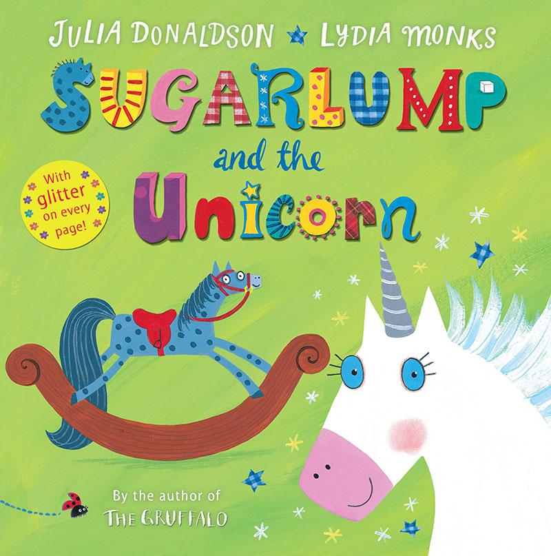 Sugarlump and the Unicorn - Jacket