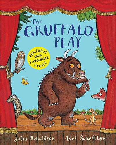 The Gruffalo Play - Jacket