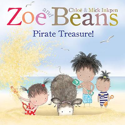 Zoe and Beans: Pirate Treasure! - Jacket