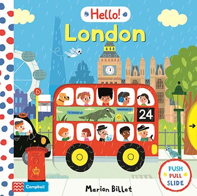 Hello! London - Jacket